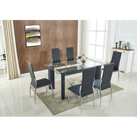Mesa Comedor con 6 Sillas (DT-17)