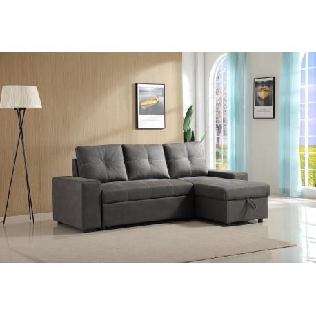 Sofá-cama Chaise-longue con Arcón FLEX